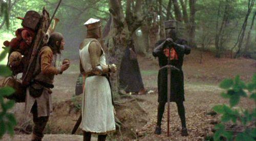 Trending op IEX: Zwarte ridders