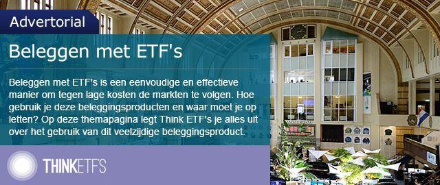 Beleggen met ETF's