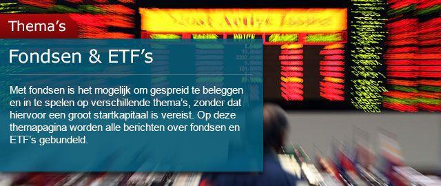 Fondsen en ETF's