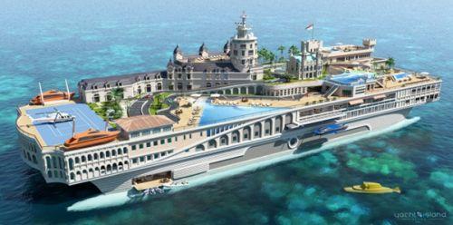 Dit zijn de vijf duurste jachten ter wereld - Tafel lang eiland huis van de wereld ...