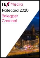 Belegger Channel Ratecard