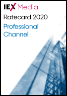 Professional Channel Ratecard