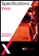 IEX aanlever specificaties print