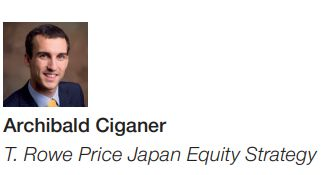 Archibald Ciganer T. Rowe Price Japan Equity Strategy