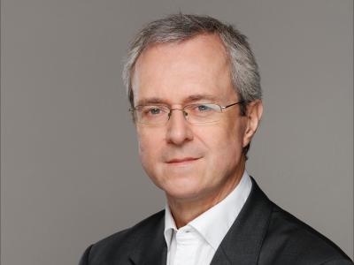William de Vijlder van BNP Paribas