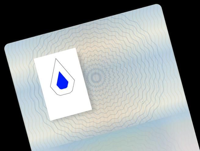 paspoort met lipper logo