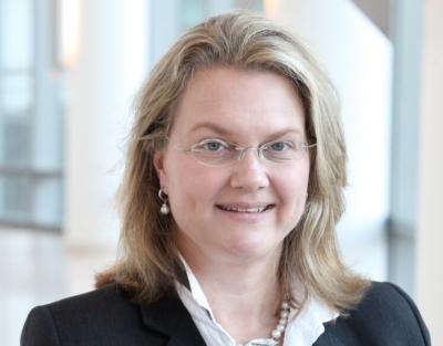 Mary Pieterse-Bloem van ABN Amro Private Banking