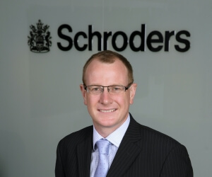 Robin Parbrook van Schroders