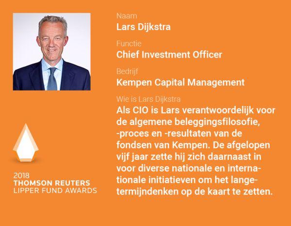 bio Lars Dijkstra Kempen Capital Management