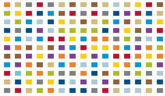 Kleurendiagram