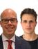 Coen Grutters en Niels Koerts