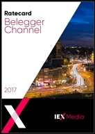 Belegger Channel Ratecard