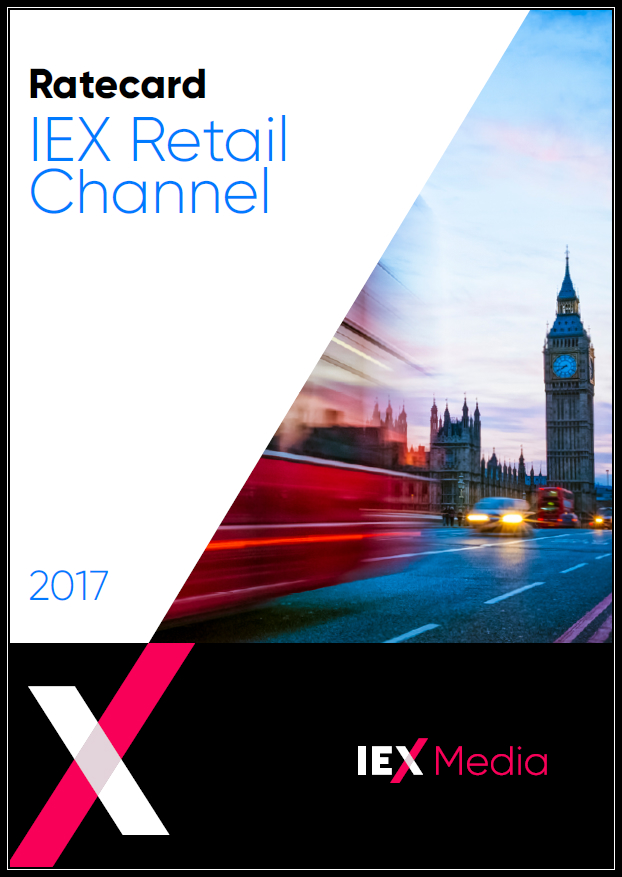IEX Retail Channel Ratecard