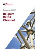 IEX Belgium Channel Ratecard