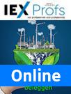 IEX Magazine cover