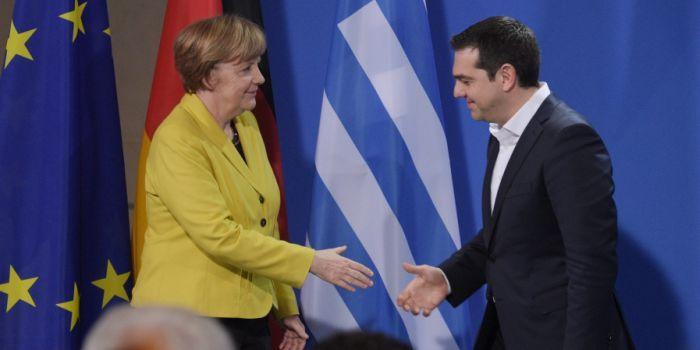 Het spel is uit, Tsipras