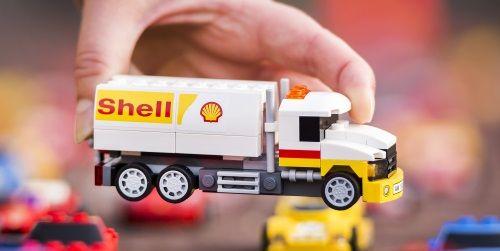 Over Shell, BP, Exxon en Chevron