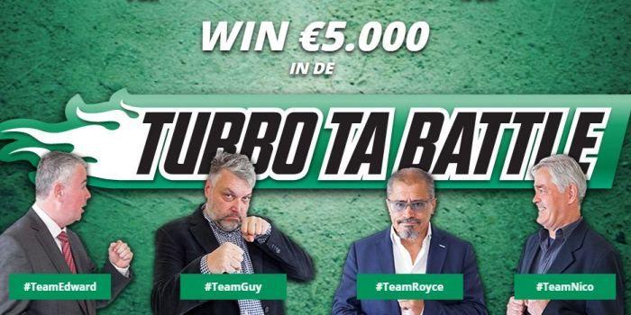 Slimste Belegger Turbo TA Battle