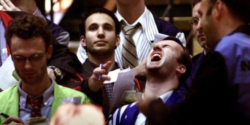 AEX 'renteniert' niet meer?