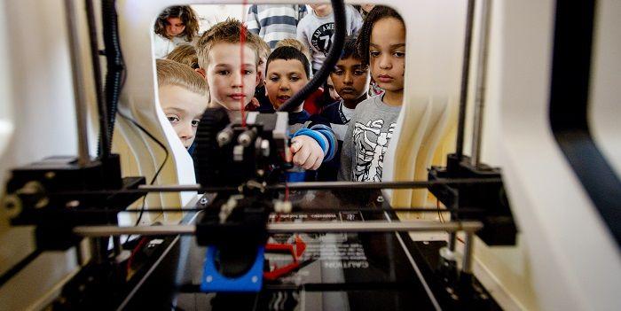 3D-Printing dendert door