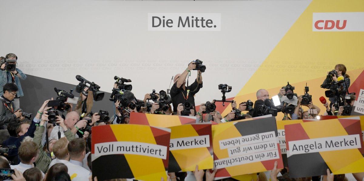 TA: Koopkansen bij een Duitse dip