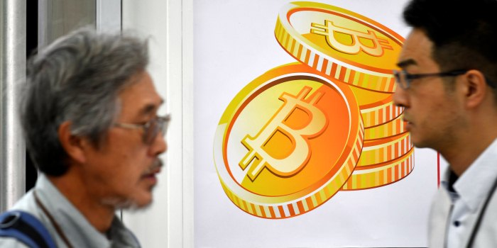 Bitcoins: It's all a fugazi. It's fairy dust.