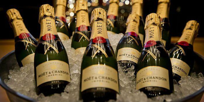 TA: Champagne staat koud