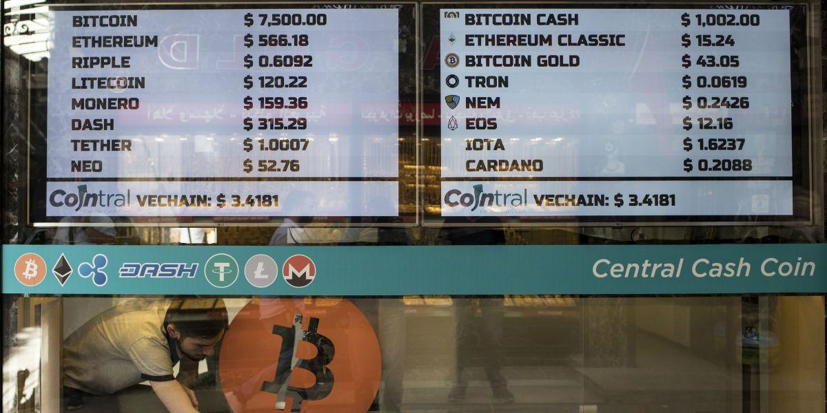 Bitcoin koers fors onderuit, maar waarom?