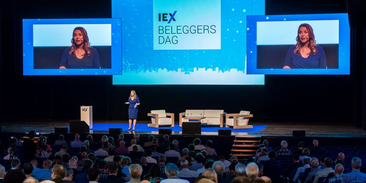 Compilatie IEX Beleggersdag