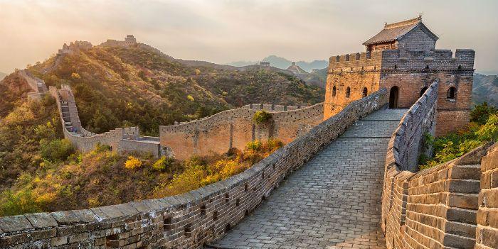TA: Chinese muur blijft dicht