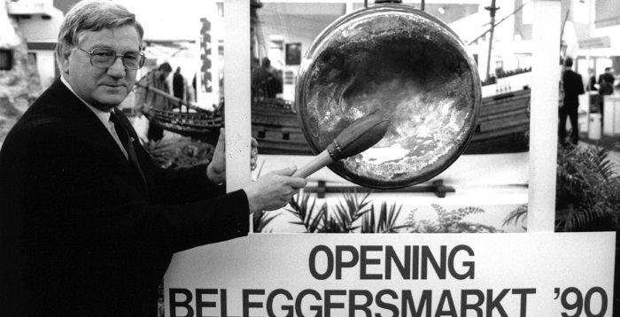Mr. Optiebeurs: Tjerk Westerterp