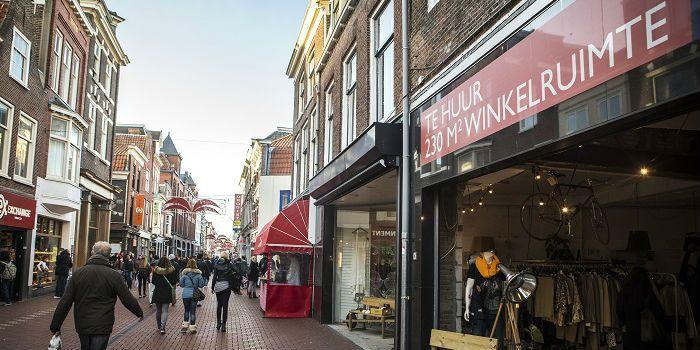 'Forse correctie retailvastgoed ophanden'