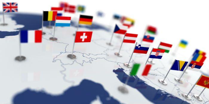 TA: Europa zet opmars voort