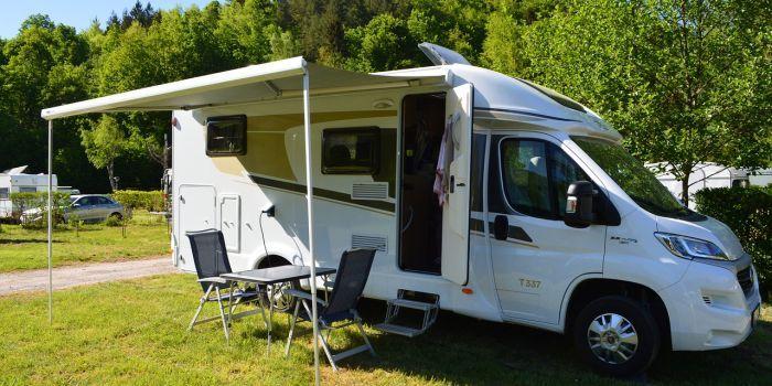 TA: Campingrally aan de horizon