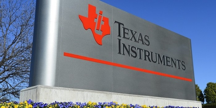 TA: Nieuw opwaarts potentieel Texas Instruments