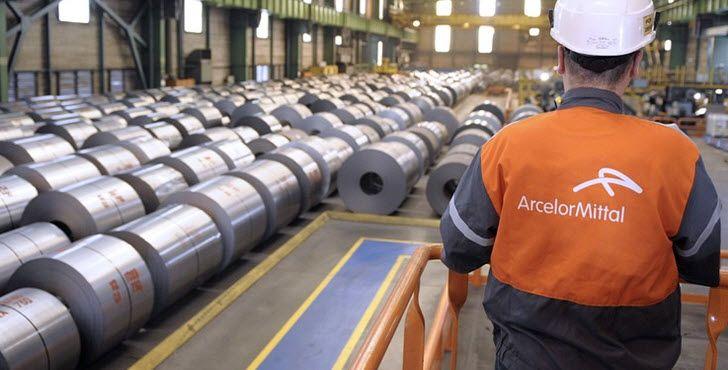 Chart Alert: ArcelorMittal