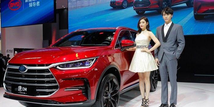 Vliegen Chinese auto-aandelen uit de bocht?