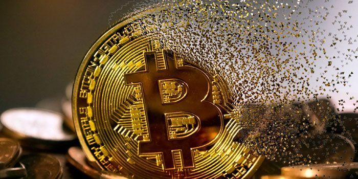 Bitcoin verliest meer dan 40% in 7 dagen