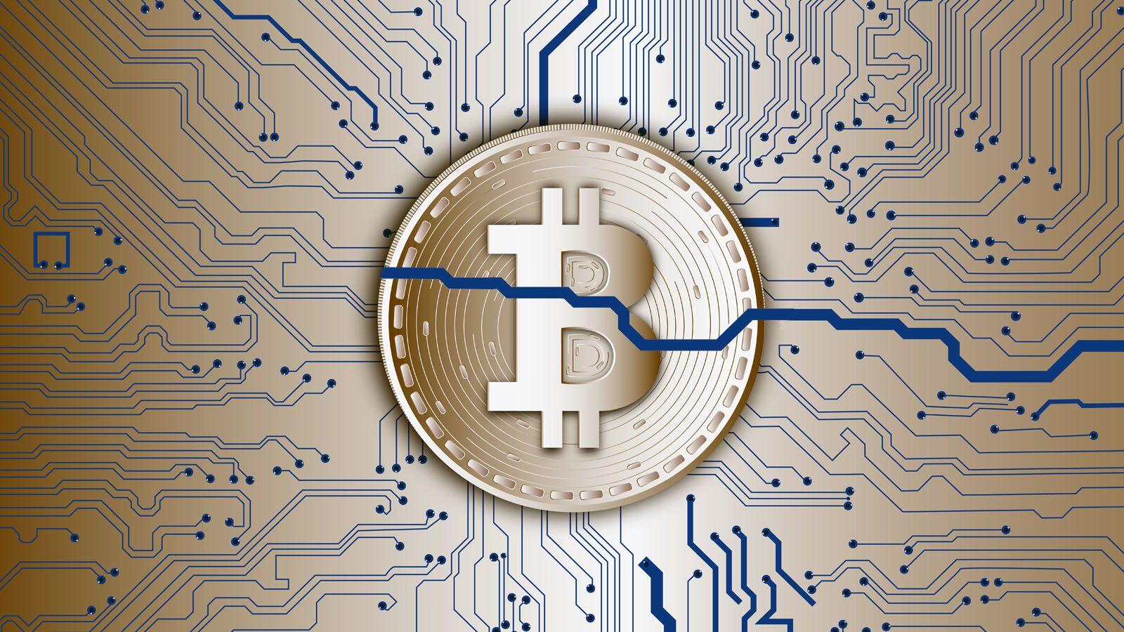 Bitcoin loopt op bij naderende halving