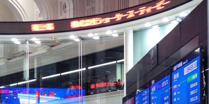 Nikkei in correctie