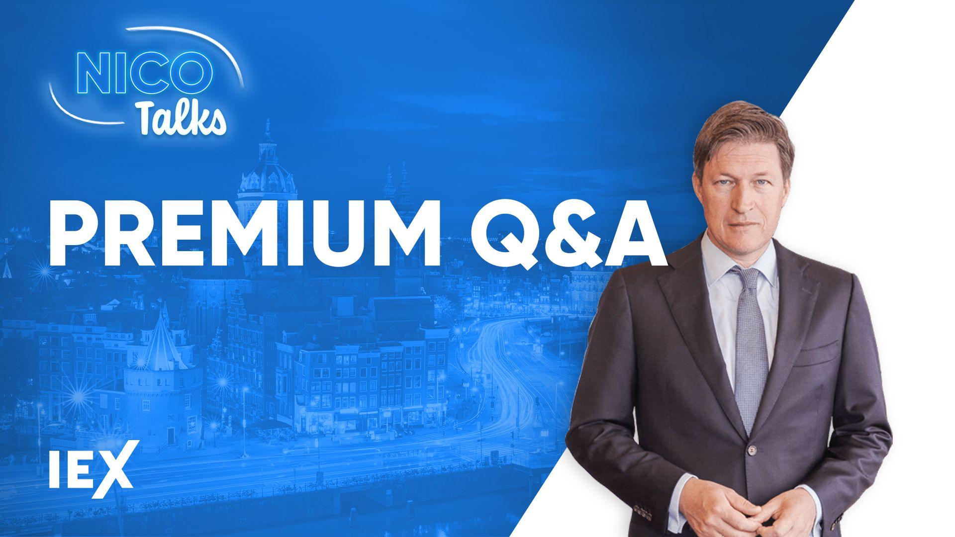 Nieuw: Premium Q&A met Nico Inberg!