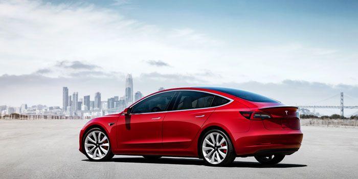 Slot: Bloedrode Tesla