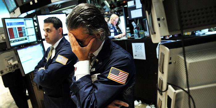 TA: Wall Street hapert