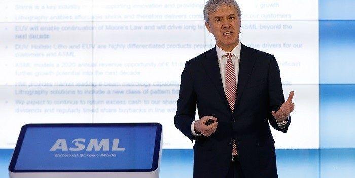 'ASML veegt twijfel van tafel'