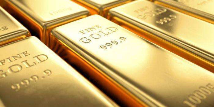 Steunscenario voor goud