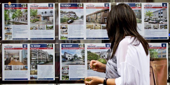 DNB: huizenprijzen gaan dalen
