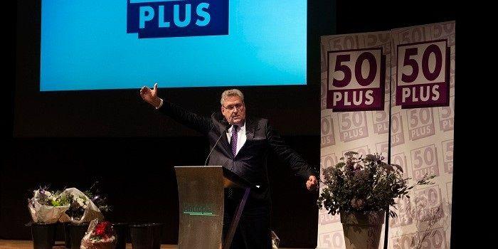 50 Plus-stemmers voeren Turbocompetitie aan