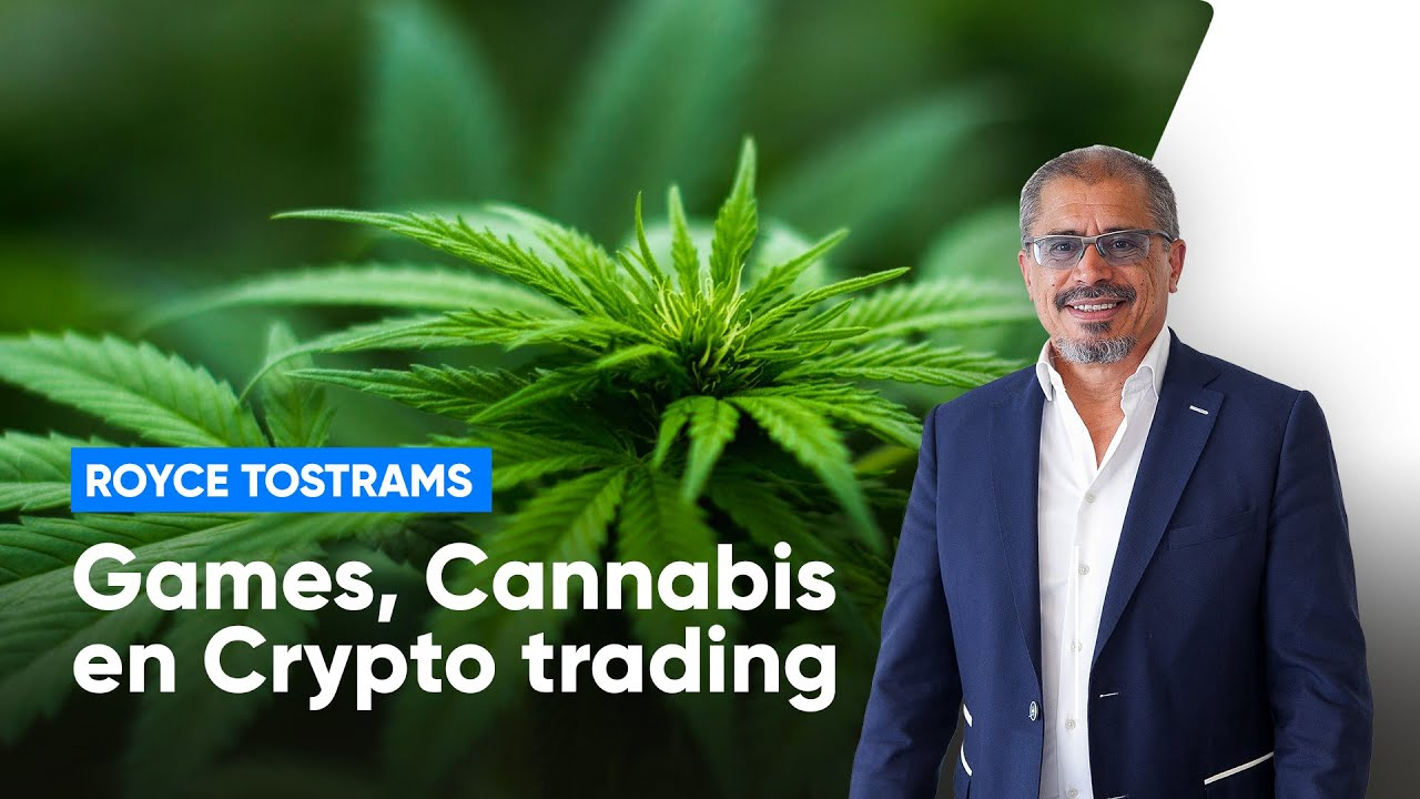 TA Video: Games, cannabis en blockchain