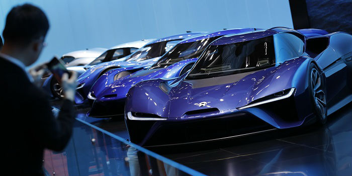 'Chinese automaker Nio is winnaar voor lange termijn'