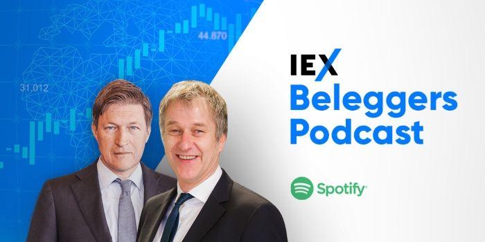 """IEX Podcast: """"Coronavaccin is een gamechanger"""""""